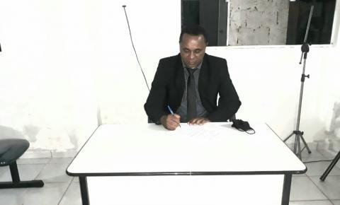 Vereador Joãozinho solicita informações sobre atendimento médico na zona rural do município de Gilbués