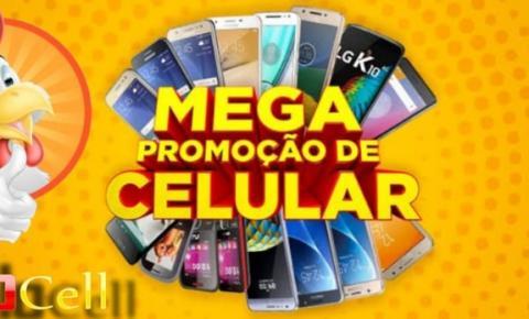 GaloCell realiza mega promoção de celulares em Gilbués
