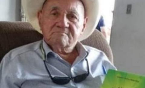 Morre aos 92 anos Jackson Cunha Nogueira, vítima da covid-19