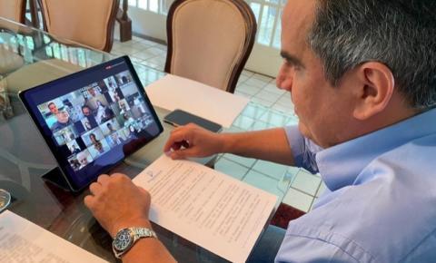 Senador Ciro Nogueira é reconduzido à presidência nacional do Progressistas