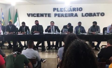 Câmara de Sebastião Barros: Presidente denuncia mais uma dívida da gestão passada, agora de INSS
