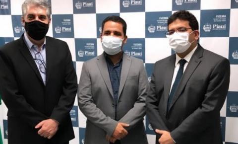 Prefeito Dr. Moisés Filho luta por recursos para estruturar o hospital de Cristalândia
