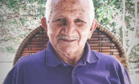 Morre em Curimatá o pai do vereador Josafá Correia, que faleceu há 15 dias