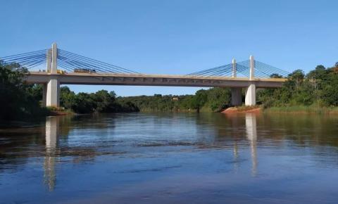 Prefeito de Santa Filomena anuncia a inauguração da ponte sobre o Rio Parnaíba com a presença de Bolsonaro