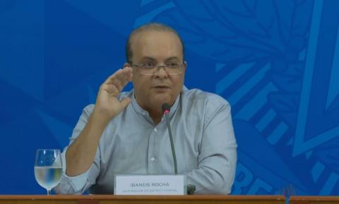 Ibaneis recebeu verbas do suposto 'orçamento secreto' do governo federal para DF, e repassou parte do dinheiro ao Piauí, diz jornal