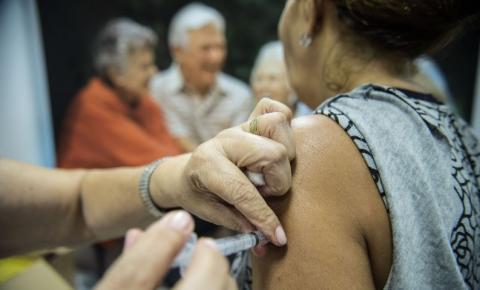 Intervalo entre vacinas contra a Covid-19 e Gripe é de 14 dias, informa Ministério da Saúde