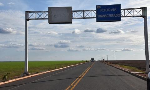 Concessão da rodovia Transcerrados terá leilão na Bolsa de Valores