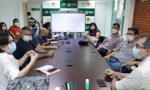Sesapi  e hospitais realizam reunião para planejar a organização da rede de atendimento cardiológico