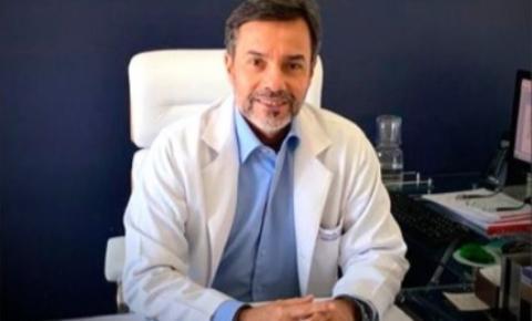Dr. Claudio Máximo Guerra atende nesta segunda-feira (24) no Hospital Dr. João Pacheco Cavalcante, em Corrente