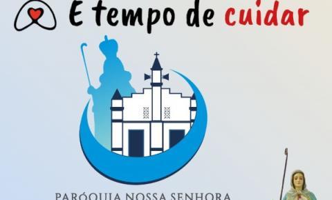 Paróquia Divina Pastora de Gilbués realiza ação solidária de arrecadação de alimentos para os necessitados