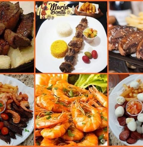 O Maria Bonita Gourmet tem o lanche mais delicioso de Corrente, entregue na sua casa!