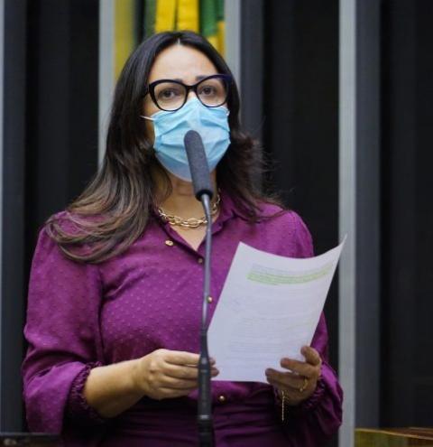 """""""O Brasil não pode abandonar os órfãos da Covid"""", afirma Rejane Dias em Projeto de Lei"""