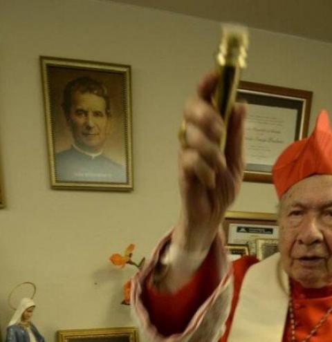 Dom Falcão, o ex-arcebispo de Teresina que recebeu o Papa