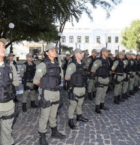 Nucepe divulga aditivo para reabertura de inscrições do concurso para Polícia Militar do Piauí