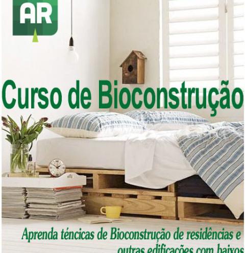 Aprenda Técnicas de Bioconstrução sem sair de casa!