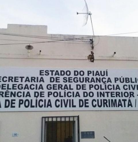 Quatro suspeitos de invadir a delegacia de Curimatá foram detidos
