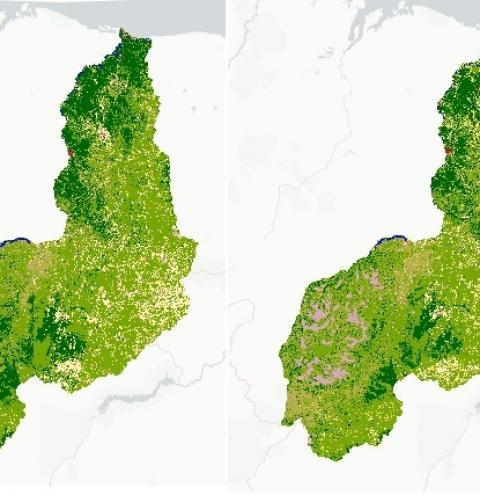 Projeto MapBiomas mapeia três décadas de mudanças na ocupação territorial do Brasil