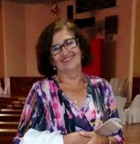 Missa de Sétimo Dia de Maria do Carmo Nery Araújo Pereira será celebrada nessa quarta