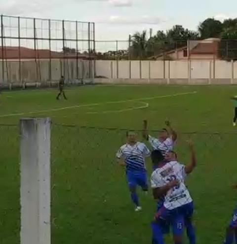 IBC de Corrente perde para o Chapadinha na final da Copa Médio Gurgueia de Futebol