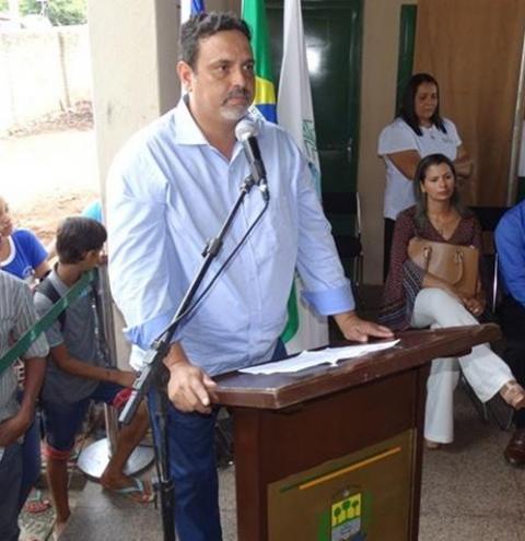 Câmara de Cristalândia aceita denúncia contra o prefeito Ariano Messias e cria Comissão Processante