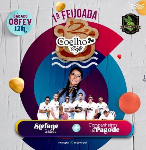 Vem aí a 1ª Feijoada Coelho Café