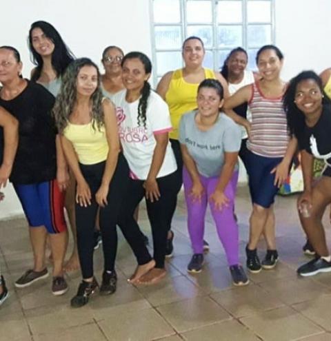 Mulheres de São Gonçalo participam de evento especial alusivo ao Dia Internacional da Mulher