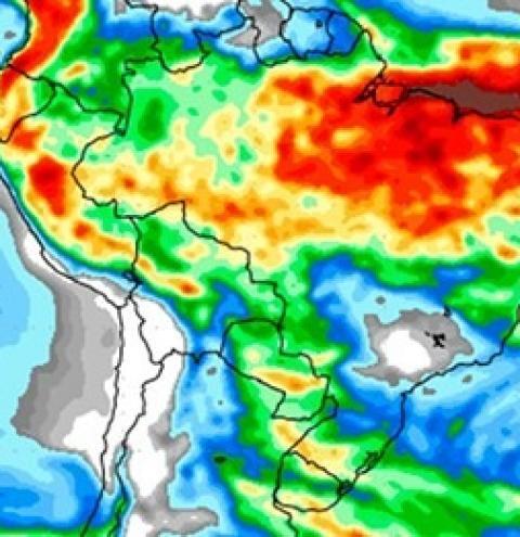 Clima favorece avanço da colheita no Matobipa nos próximos dias. Mas condição deve mudar a partir de 10/04 com muita chuva