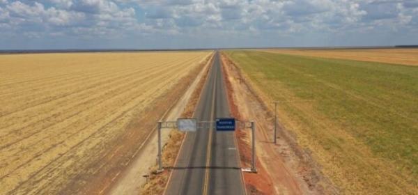 Rodovia Transcerrados vai fortalecer exportação de grãos dos Cerrados piauienses