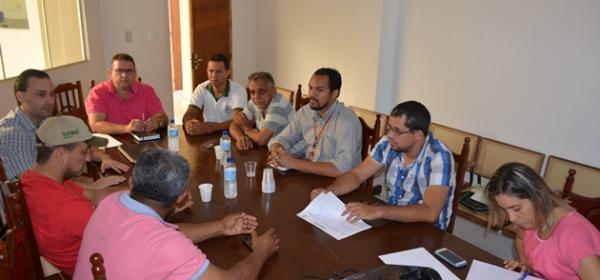 Secretaria de Desenvolvimento Rural de Corrente inicia implantação do Programa Secretaria Eficiente