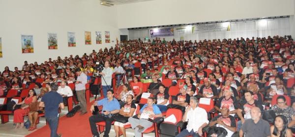 Fetag-Pi dá início ao 7º Congresso dos Trabalhadores Rurais em Teresina