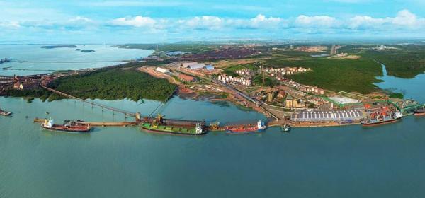 Matopiba puxa exportação de soja pelo Porto de Itaqui